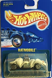 ratmobile hot wheels