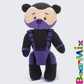 Rain bear - mortal kombat 3 Lin Kuei Ultimate ninja Fatality