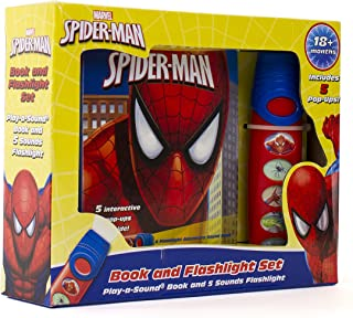 Spiderman Little Flashlight Adventure Boxed Set