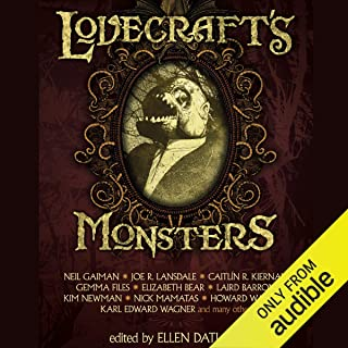lovecraft monster book
