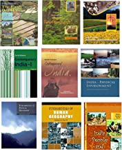 NCERT Textbook Geography Books 6th to 12th (1 Combo Set) English Medium
