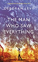The Man Who Saw Everything (English Edition)