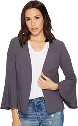 kensie - Stretch Crepe Blazer KS1K2270