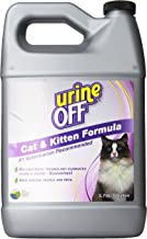 urineOFF Cat & Kitten Stain and Odor Remover and Pheromone Blocker