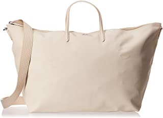 Lacoste Womens Shopping Bag, Beige (D47) - NF1947PO