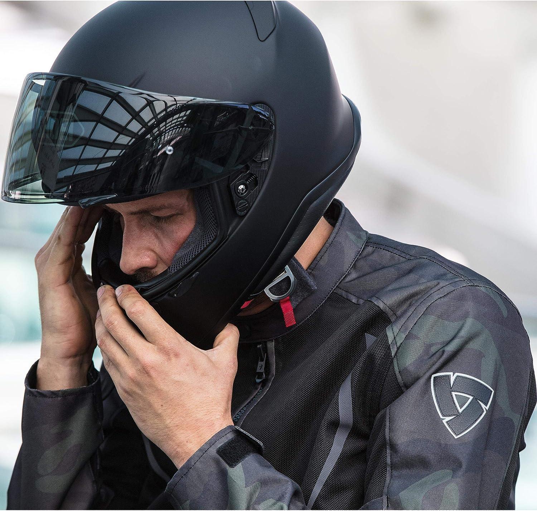 Rev It Motorradjacke Mit Protektoren Motorrad Jacke Torque Textiljacke Herren Tourer Sommer Auto