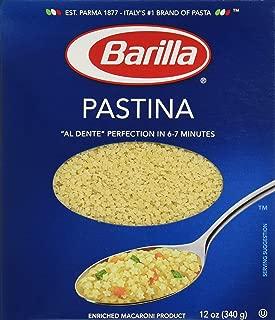 Barilla Pastina Pasta, 12 oz