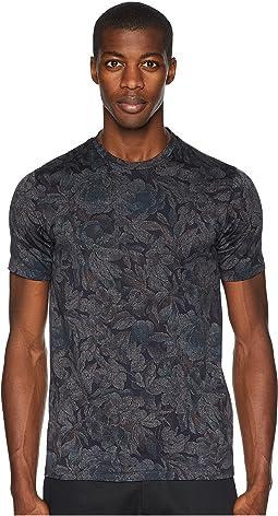 Floral Crew Neck T-Shirt