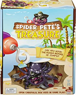 Mattel Games Spider Pete's Treasure Game