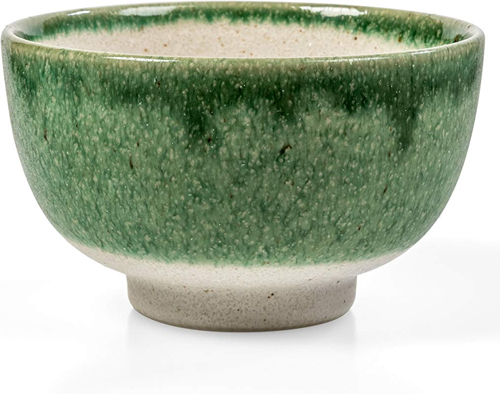 Tealyra Matcha Bowl Authentic Ceramic Made In Japan Chawan From Japanese Master Craft Matcha Tea Cup Ceremony Use Green
