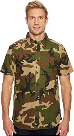 Short Sleeve Bay Trail Shirt