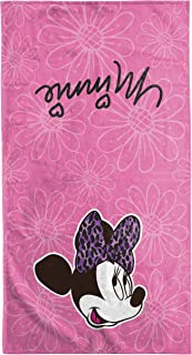 Jay Franco Minnie Mouse Cotton Hand Towel,