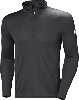 Helly Hansen Men's Moisture Wicking Tech 1/2 Zip Top