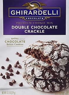 Best ghirardelli brownie mix crackle cookies Reviews