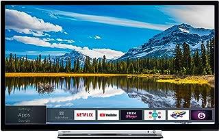 Toshiba 东芝 32L3863DBA 32英寸 智能全高清LED电视,带视频点播 - 黑色/银色(2018型号)