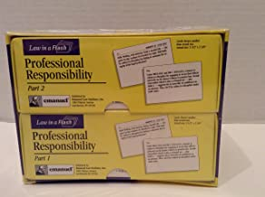 Law in a Flash Professional Responsibility