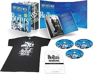 【Amazon.co.jp限定】ザ・ビートルズ EIGHT DAYS A WEEK  -The Touring Years Blu-ray コレクターズ・エディション(初回生産限定)(オリジナル特典:B2サイズ劇場版本ポスター付)(メーカー特典:A5サイズフォトシート付)