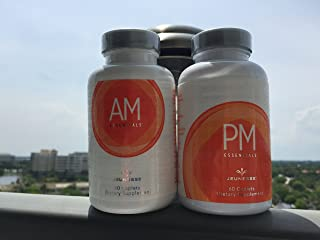 Am & Pm Essentials 60 Caplets Each Jeunesse Nutrigen Supplement DNA Repair