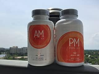 Am & Pm Essentials 60 Caplets Each Jeunesse Nutrigen Supplement DNA Repair