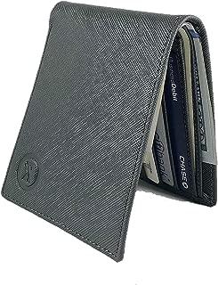 grey wallet mens