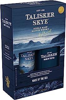 Talisker Skye, Geschenkpackung mit FlachmannSingle Malt Whisky 1 x 0.7 l, 756107