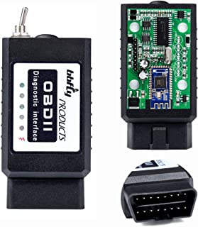 bbfly-BB77102 Bluetooth modified Android OBD Scan Tool FORScan ELMconfig FOCCCUS OBD2 HS-CAN / MS-CAN