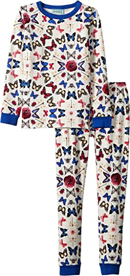 BedHead Kids - Long Sleeve Two-Piece Set (Toddler/Little Kids)