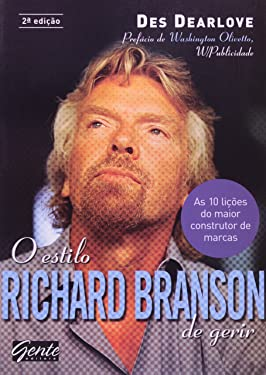 Estilo Richard Branson de Gerir (Em Portugues do Brasil)