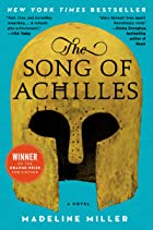 Cover image of The Song of Achilles by Madeline Miller