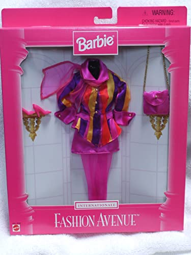 International mode Avenue - ITALY (1997) by Barbie