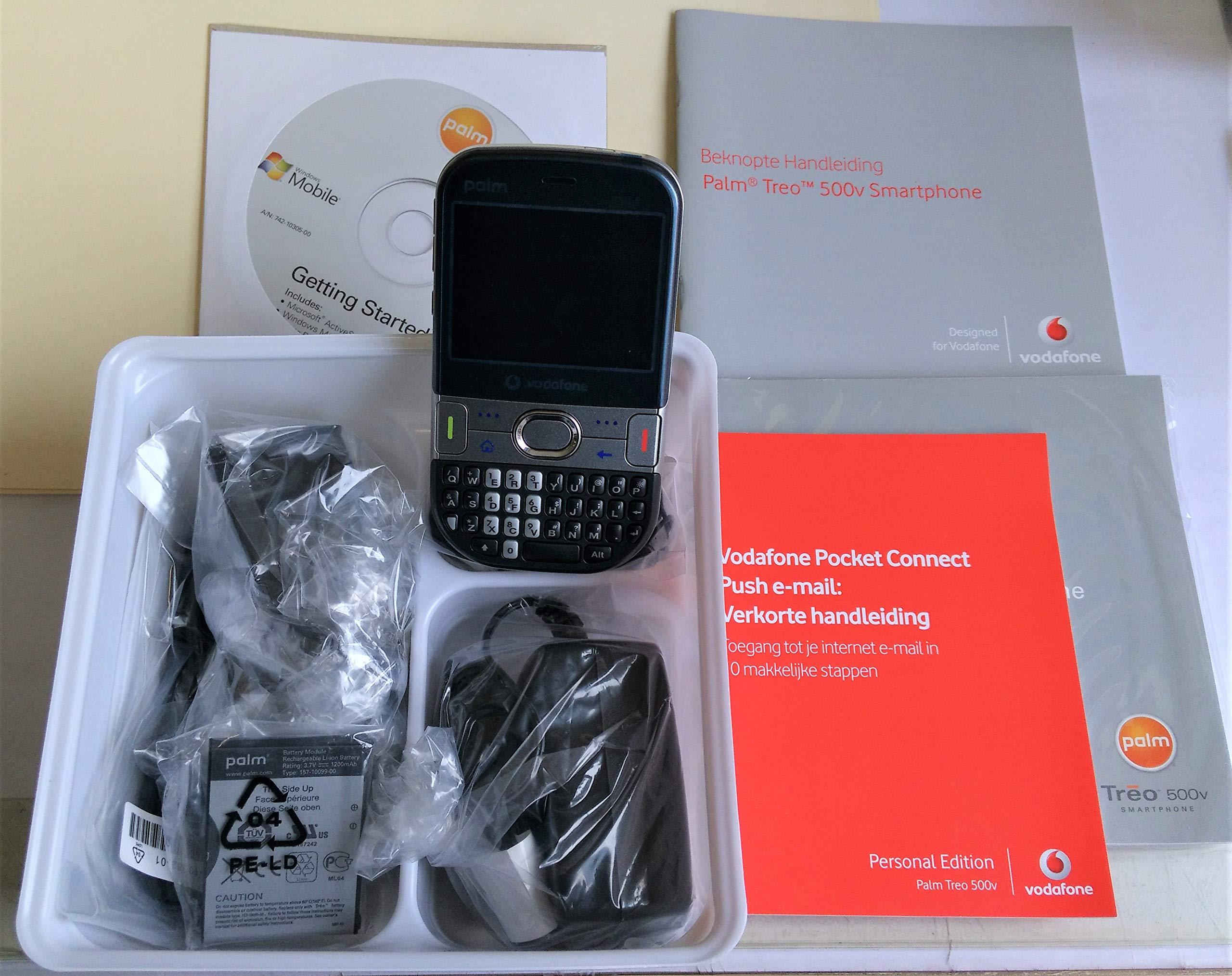Palm Treo 500 V Smartphone, con Vodafone BRAN Ding: Amazon.es ...