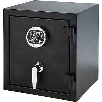 AmazonBasics - Caja fuerte ignífuga, 23.5 l