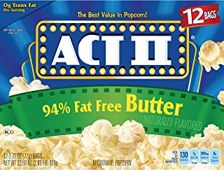Best act ii popcorn flavors Reviews