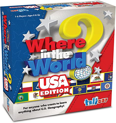 Talicor 7002 Wo in der Welt USA Ausgabe