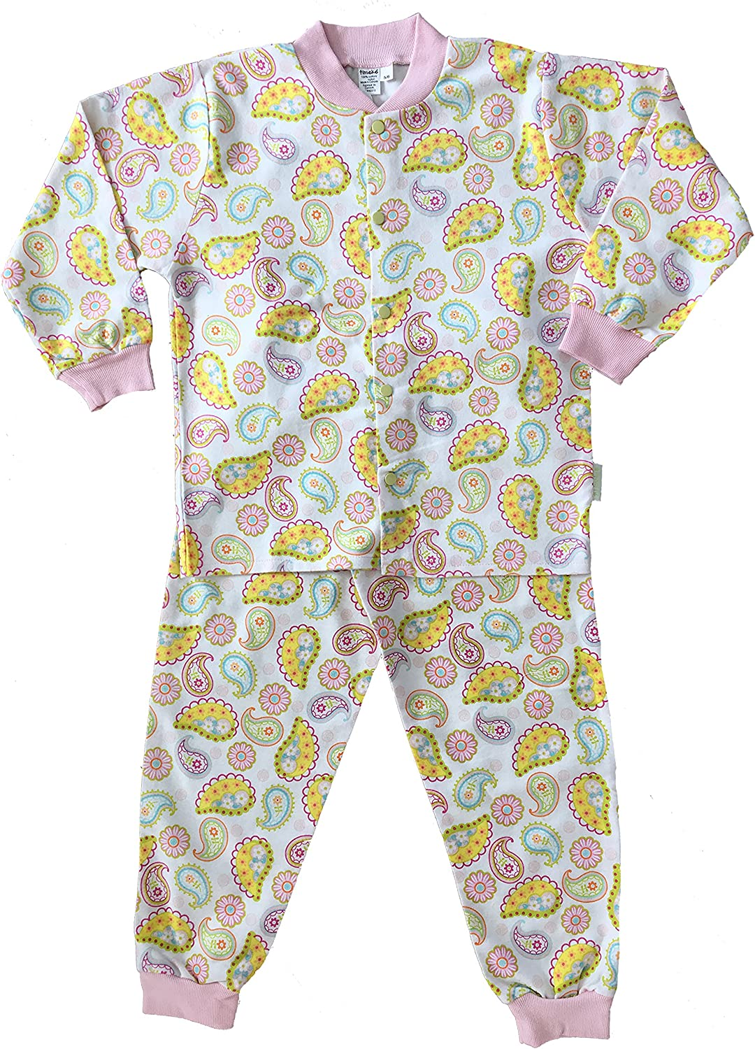 Snoozers 100/% Cotton Flannel Pajamas by Timeke