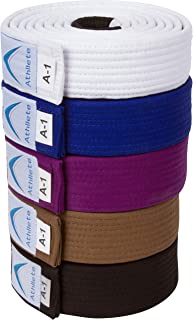 custom made bjj belts