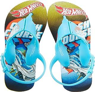 Hot Wheels Boy's Hwpbff2137 Flip-Flops
