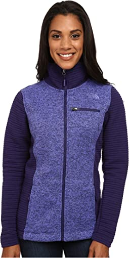 Indi Insulated Full Zip Jacket