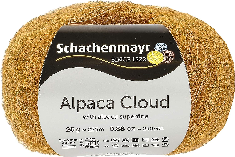 25G Blush Schachenmayr Hilos para Tejer A Mano Alpaca Cloud