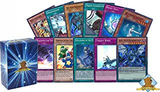Yugioh Ultra Super Lot of 100 Cards! All Holos With Secret Rares! Comes in Golden Groundhog Deck Box!