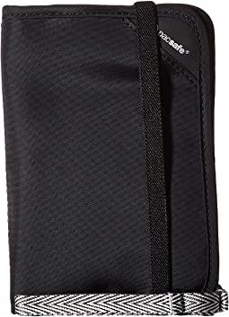 Pacsafe - RFIDsafe V140 Anti-Theft RFID Blocking Passport Holder