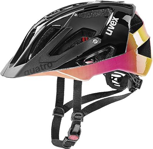919R0m1nZ5L. AC SL520  - Uvex Unisex– Erwachsene, quatro Fahrradhelm