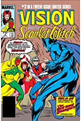 Vision and the Scarlet Witch (1985-1986) #2 (of 12) Kindle Edition