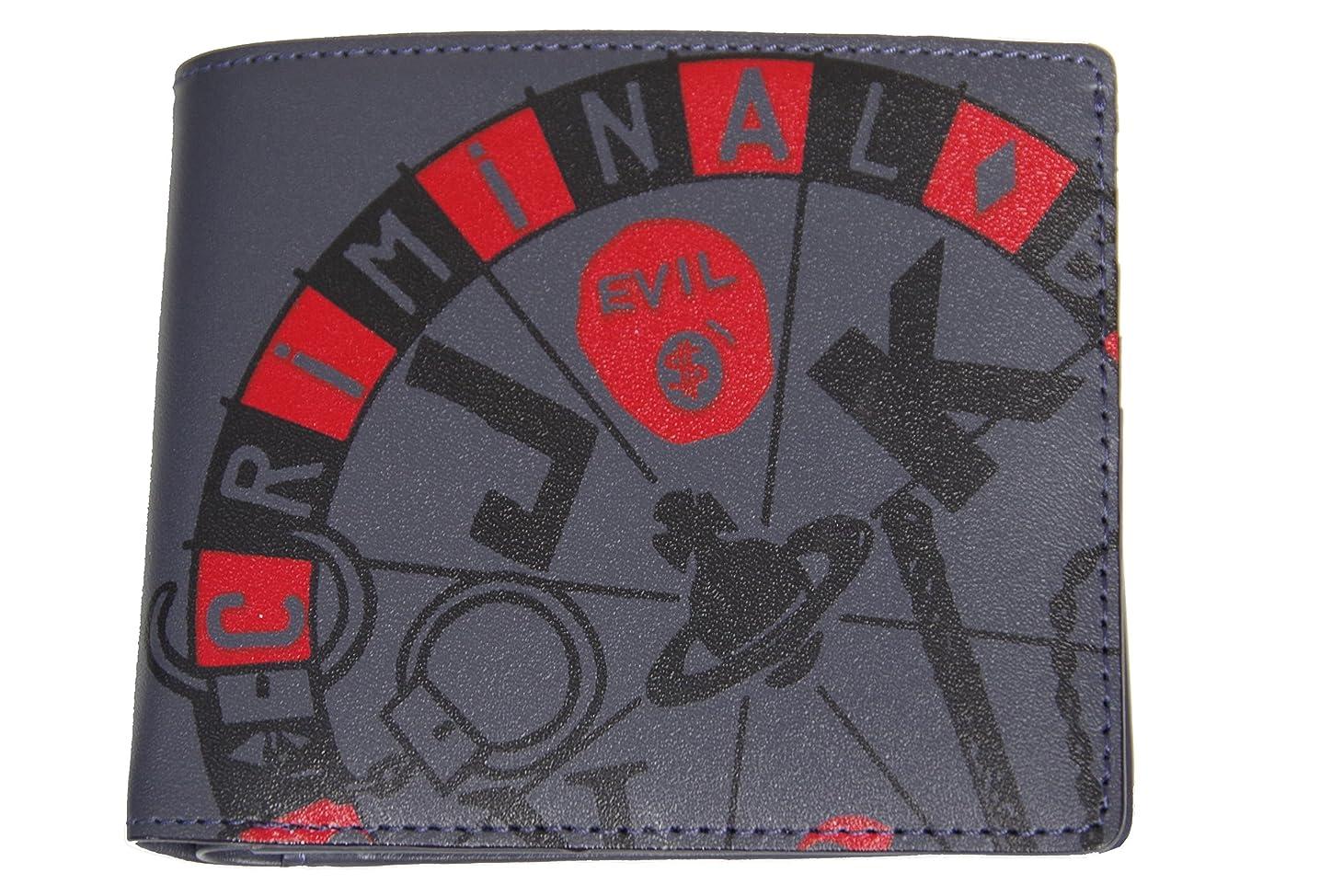読みやすさ本当のことを言うと処理Vivienne Westwood ヴィヴィアンウエストウッド メンズ 財布 グレー ジョーカールーレット 本革 K17030 新品
