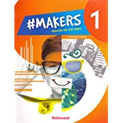 Makers 1. English on the Move - Student's Book,