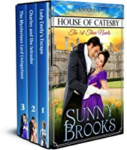 House of Catesby (Historical Regency Romance Collection 1): The First Three Novels