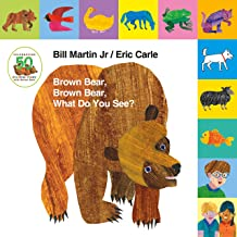 Lift-The-Tab: Brown Bear, Brown Bear, What Do You See? 50th Anniversary Edition