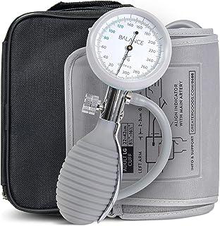 مانیتور فشار خون دستی GreaterGoods Sphygmomanometer ، مورد مسافرت ، دقت بالینی بازوی بالا