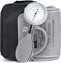 Greater Goods Sphygmomanometer Manual Blood Pressure Monitor Kit, Includes Travel Case,..