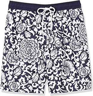 "Amazon Essentials Men's Quick-Dry 9"" Swim Trunk"